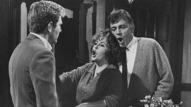¿Quién teme a Virginia Woolf? (1966)... Un duelo de titanes