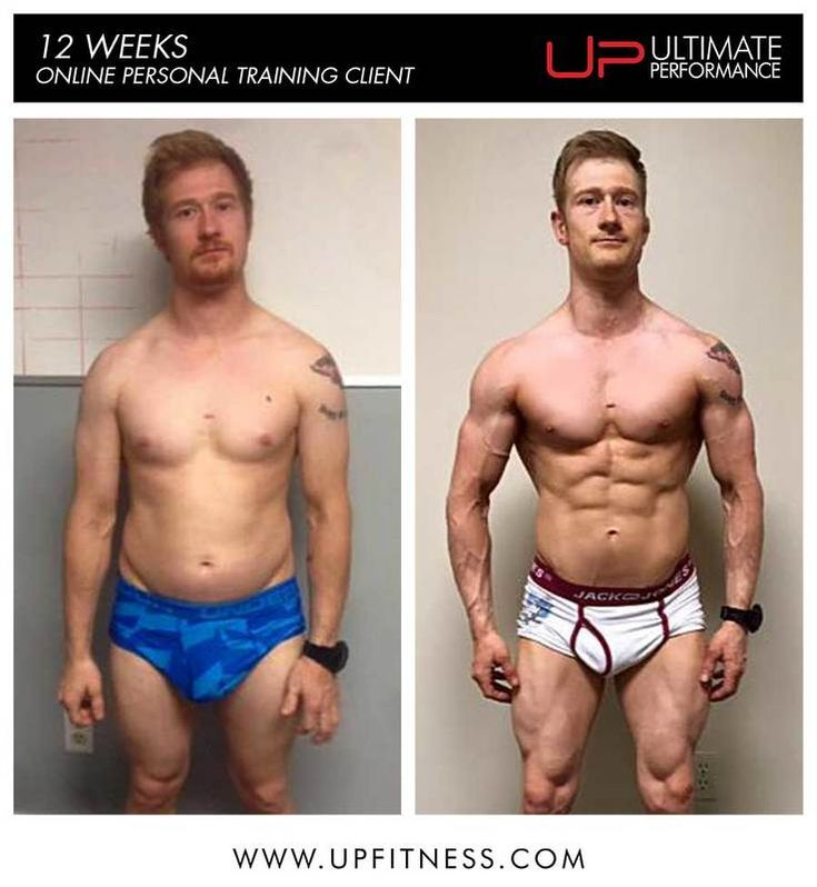 Michael got ripped in just 12 weeks with UP's online personal training.Find out what really happens when a personal trainer gets a personal trainer. #motivation #fitness #gym #workout #sixpack #transformation #beforeandafter #onlinetraining