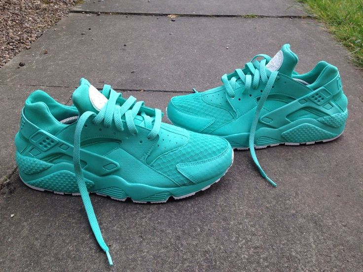 Aqua Love Custom Huaraches Gs Fashion Pinterest Love