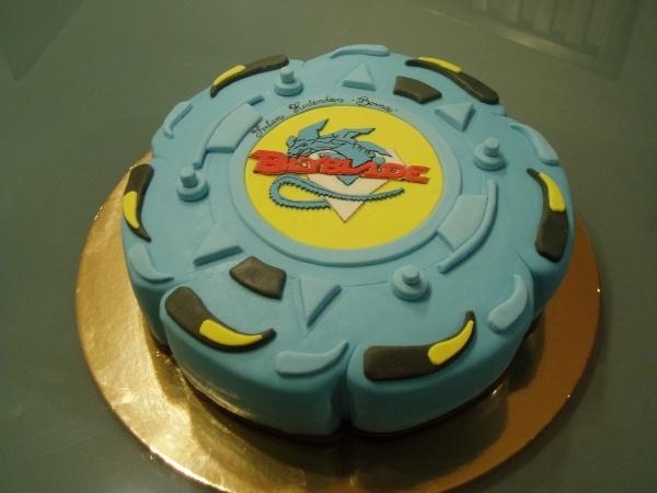 Pin By Laura Smith On Cake Stuff Beyblade Cake Cake
