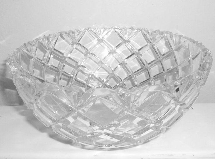 Brand new 43 best Bohemian 24% crystal diamond cut images on Pinterest  WC74