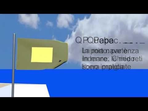 (1) Le bandiere nautiche - YouTube