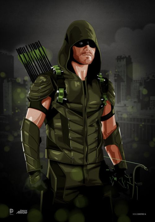 Green Arrow - Vassilis Dimitros