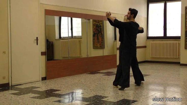 Balla In Coppia dance tutorial n.2  Walzer Lento giri