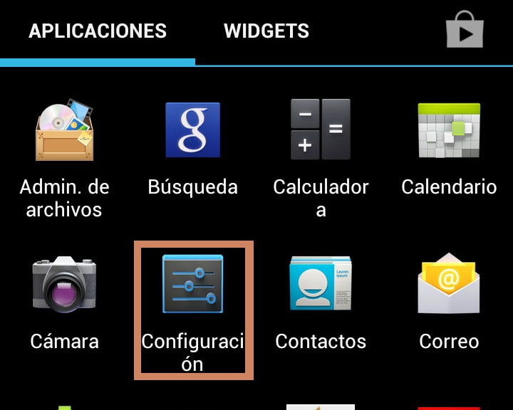 7 pasos para compartir Internet de un móvil a un tablet
