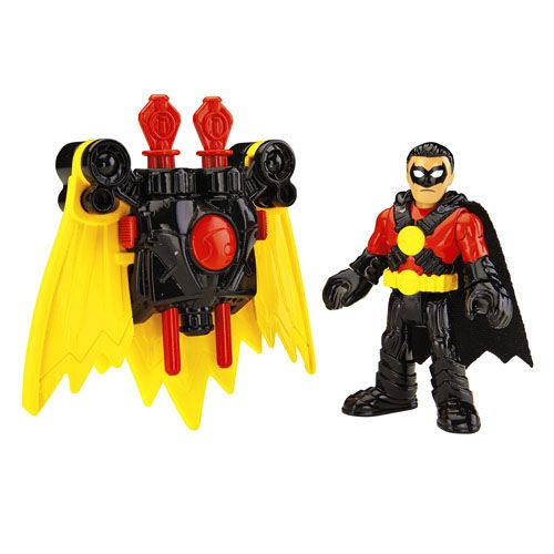 Imaginext® DC Super Friends™ Red Robin - Shop Imaginext Kids' Toys | Fisher-Price