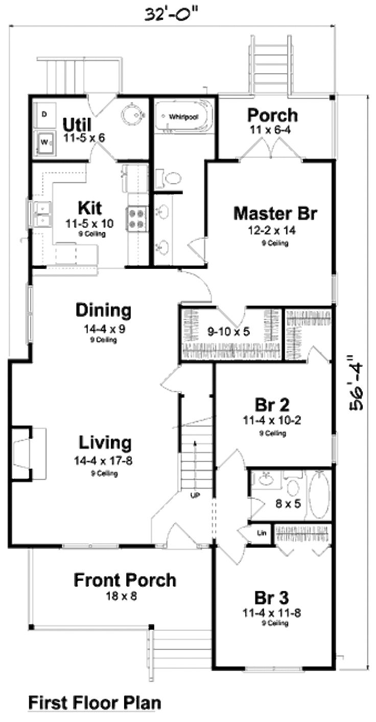 Stock house plans vancouver bc