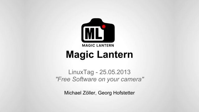 Want to Know How Magic Lantern Really Works & How It's Progressed So Far? Check Out This Video