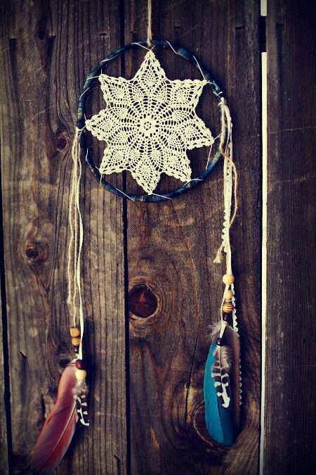 Dream Catcher* | via Tumblr on We Heart It - http://weheartit.com/entry/62012322/via/zazi_timar_1  Hearted from: http://didier-emotion.tumblr.com/post/50875737370/dream-catcher