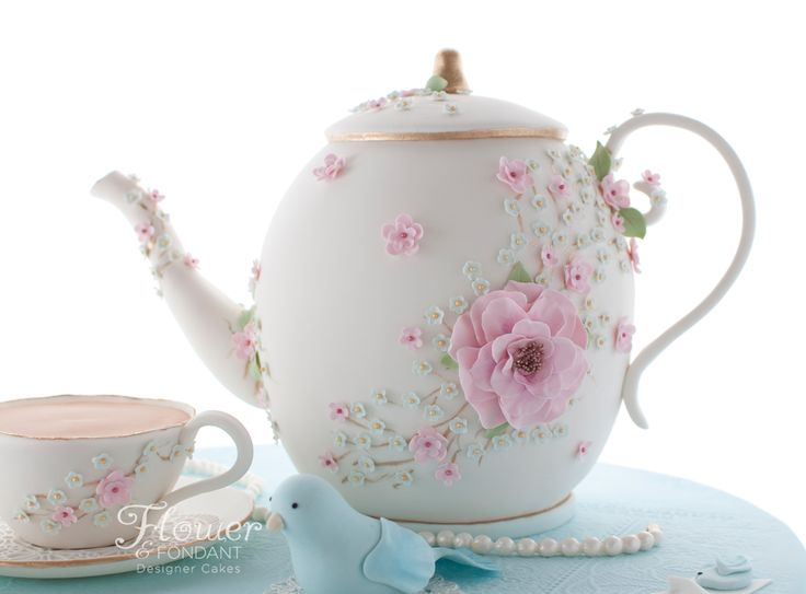 mother s day teapot cake teapot teacup cake all element of this design ...
