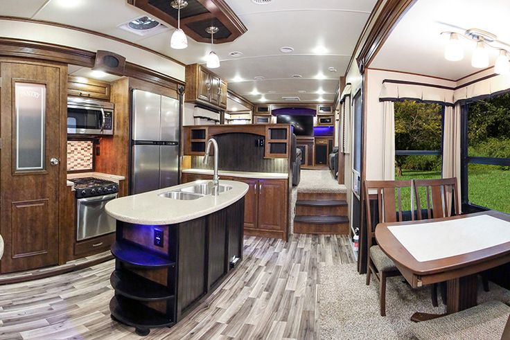 Grand Design Solitude 379Fl >> Solitude Fifth-Wheel 379FL Gallery | Grand Design RV | RV Dreamin' | Pinterest | Grand design rv ...