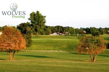 $14 for 18 Holes with Cart and Range Balls at Wolves Crossing Golf Club in Jerseyville near St. Louis ($40 Value. Good Any Day, Any Time until September 15, 2017!)