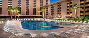 $78 for 2 night stay in Vegas @ Riviera Hotel, plus 2 comedy tickets & $20 gaming credit
