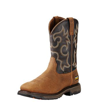 Ariat Men's Workhog H2O Insulated Work Boot