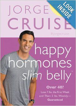 Review of Happy Hormones Slim Belly by Jorge Cruise