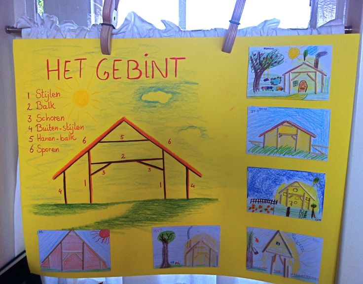 Vrije School Michael Bussum -   construire une maison , charpente