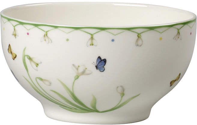Villeroy Boch Colourful Spring Sugar Bowl Spring Color