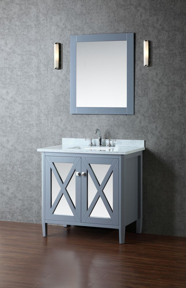 24 best images about traditional bathroom vanities on pinterest traditional traditional for Bathroom vanity with mirror doors