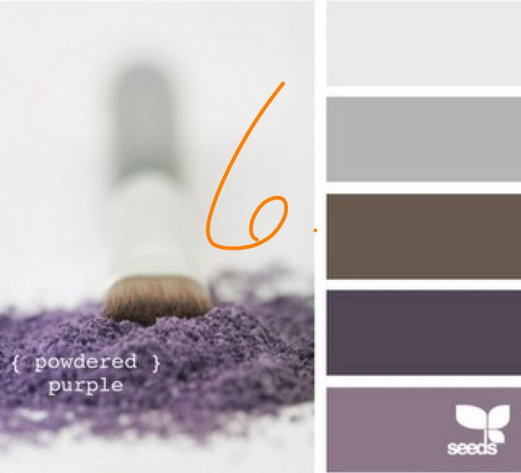 Greyplum color palette I like these mix