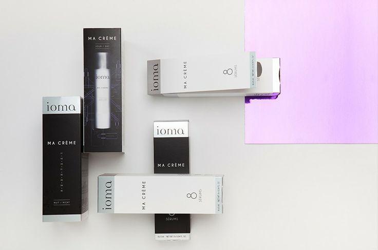 Packaging IOMA Paris