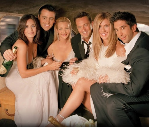 Friends..one of my favourite telefilm!!!