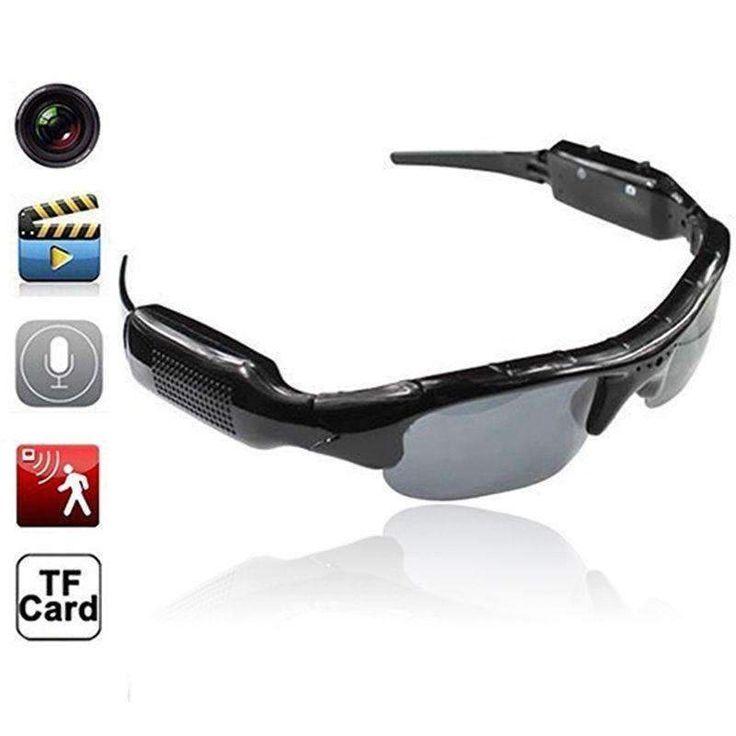 HD Sunglasses Digital Camera DVR Video Recorder