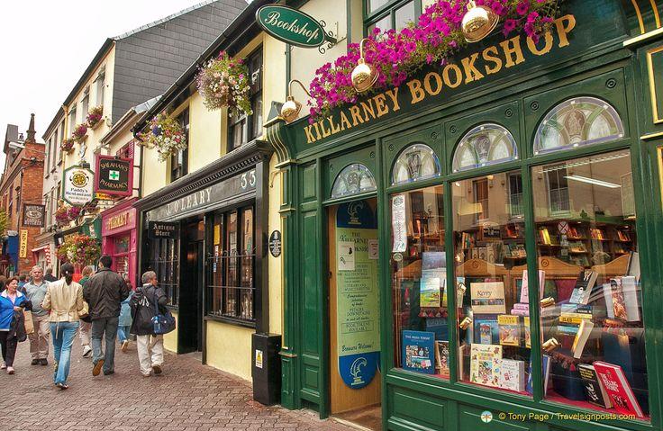 Killarney Bookshop,Ireland
