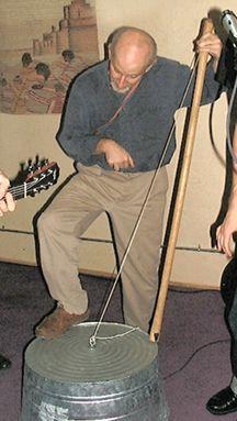 Washtub Bass Homemade Instruments Pinterest Bass