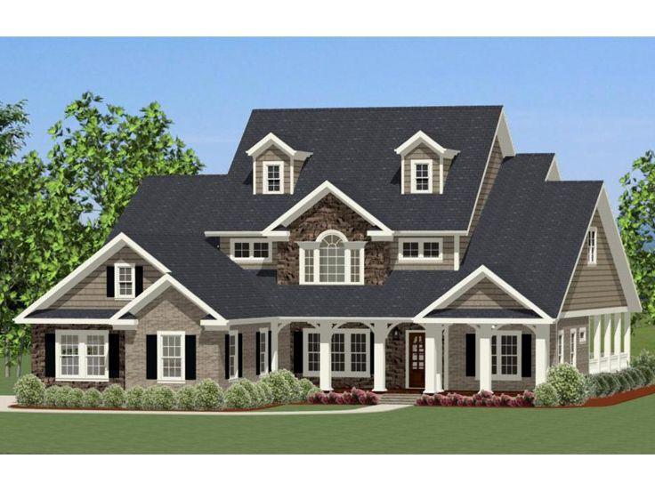 2-Story House Plan, 067H-0042