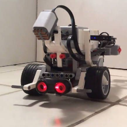 Take the connectome of a worm and transplant it as software in a Lego Mindstorms EV3 robot - what happens next?