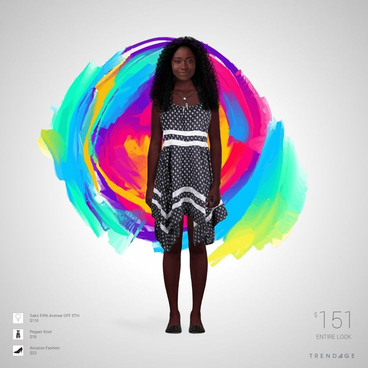 equipamento da forma feita por Isabela usando roupas da Saks Fifth Avenue OFF 5TH, Pepper Knot, Amazon Fashion. Look feito no Trendage.