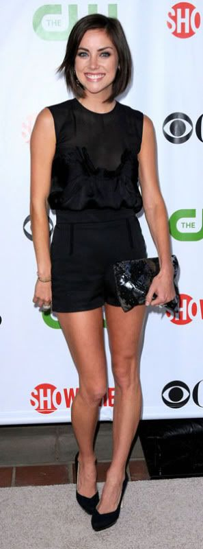 Culturistas: Look of the week: Jessica Stroup