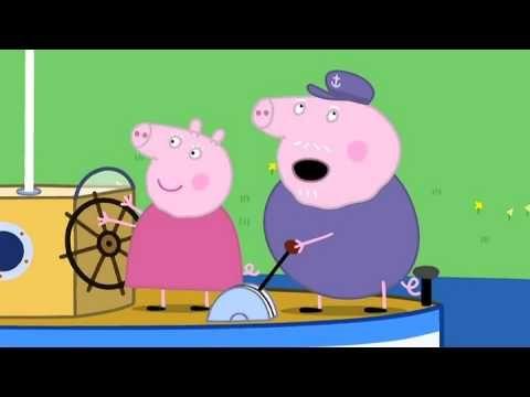 Videos de Peppa Pig en ESPAÑOL - COMPLETOS - Peppa Pig 1x45 Bricolaje con Papa - YouTube