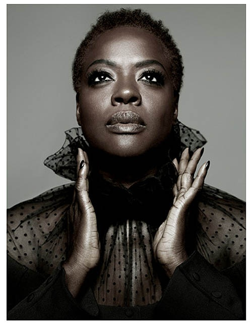 Viola Davis, One of the best actresses living, IMHO. i agree.  her style is so smooth, so real.