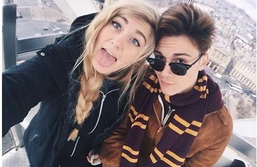 love, sofia viscardi, and lorenzo jared paggi image