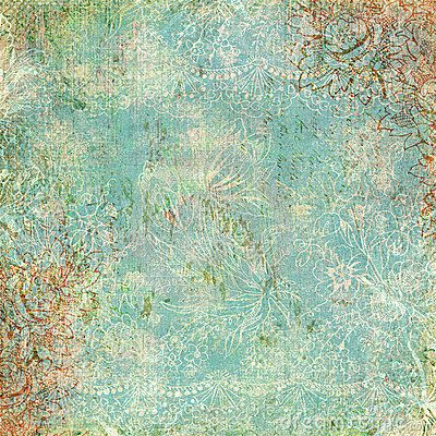 Vintage Floral Antique Background Theme - Download From Over 55 Million High Quality Stock Photos, Images, Vectors. Sign up for FREE today. Image: 7293321