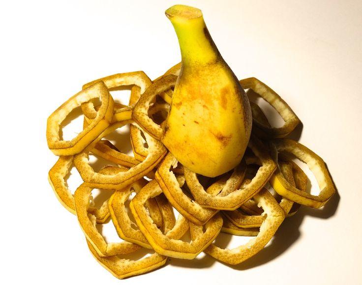 10 neuvěřitelných způsobů, jak využít banánové slupky