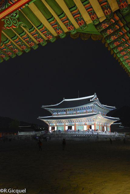 Gyeongbokgung Palace (Seoul) South Korea