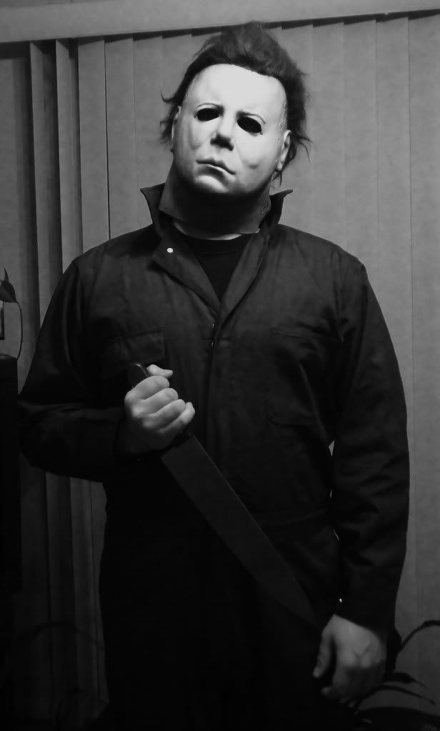 Image of Michael Myers of Horror film Halloween