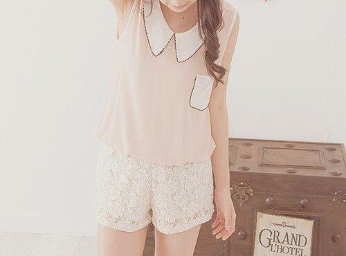 Outfits pastello