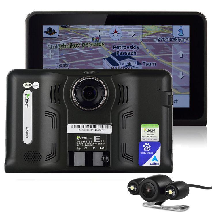 Udrive <b>7 inch</b> GPS DVR Android <b>Car</b> Truck GPS Navigation 16GB ...