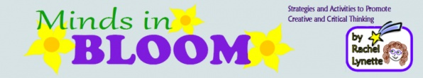 Subscribe to the Short, fun, and highly useful Minds in Bloom Newsletter. Only takes a minute, and of course it is free!