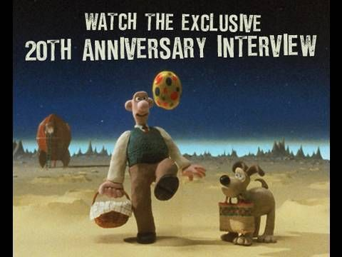 20 Questions With Nick Park - YouTube