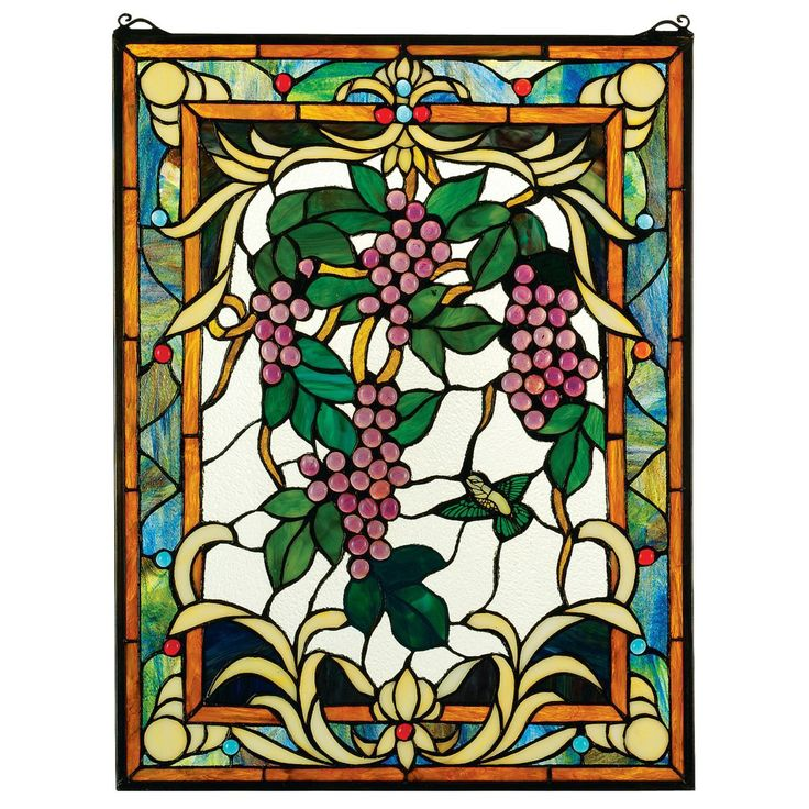 133 best stain glass grapes and wine images on Pinterest | Mosaic ...