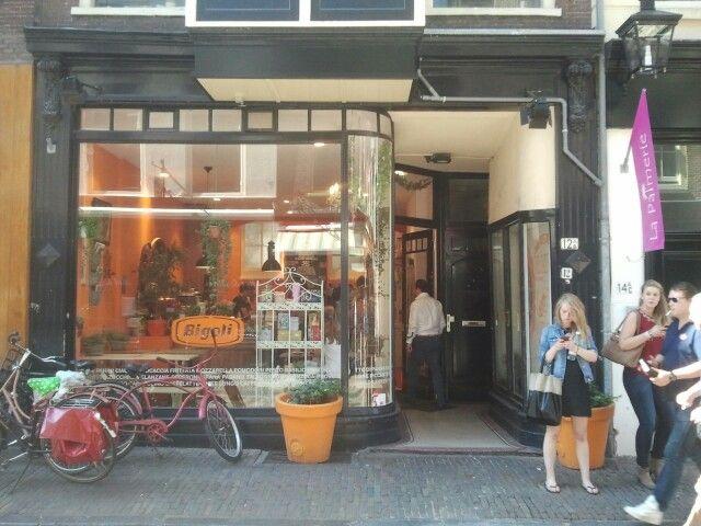 Bigoli utrecht Één van de lekkerste broodjeszaken van Utrecht.