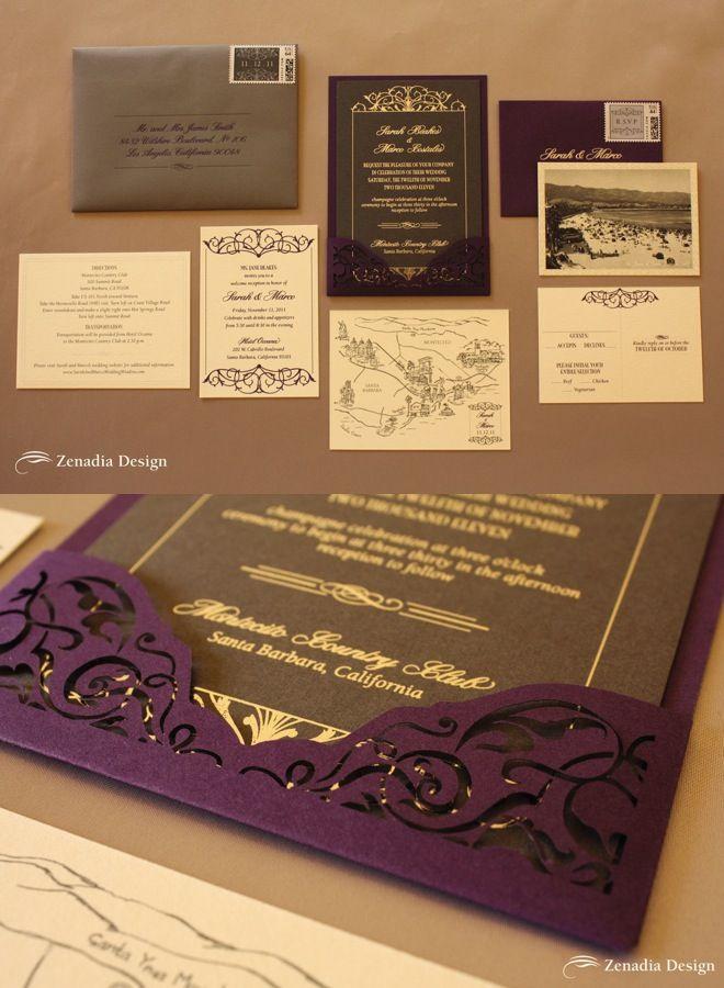 1000 ideas about luxury wedding invitations on pinterest