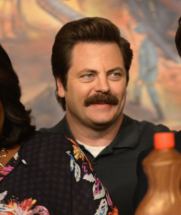 "AND SO DID RON. | ""Parks And Rec"" Celebrated Its 100th Episode With Waffles And Whipped Cream"