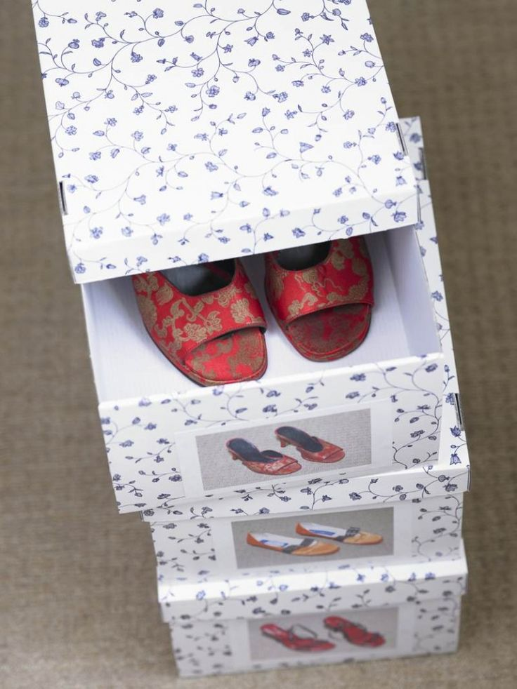 Los zapatos son el objeto de deseo de la mayoría de nosotras, y más de una sin duda tiene varios pares. Te ofrecemos algunas ideas para almacenarlos correctamente!
