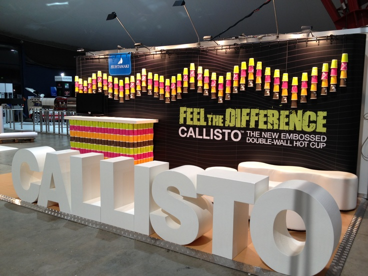 Exhibition stand design - Melbourne International Coffee Expo 2012 yellcreative.com