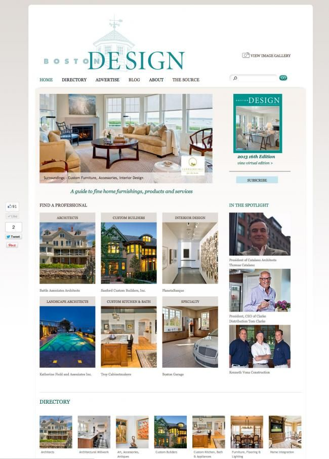 Boston Design Guide Is The Premier To Fine Home Furnishings Products And Services In